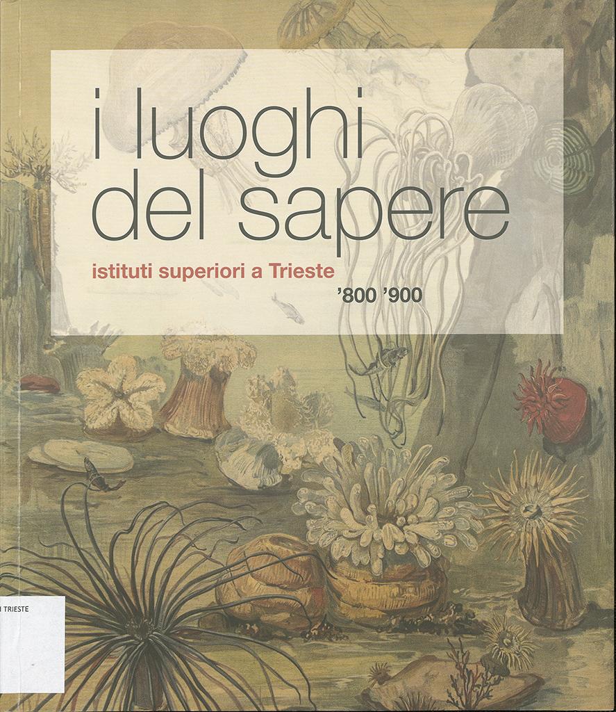 I Luoghi Del Sapere : Istituti Superiori A Trieste '800 '900